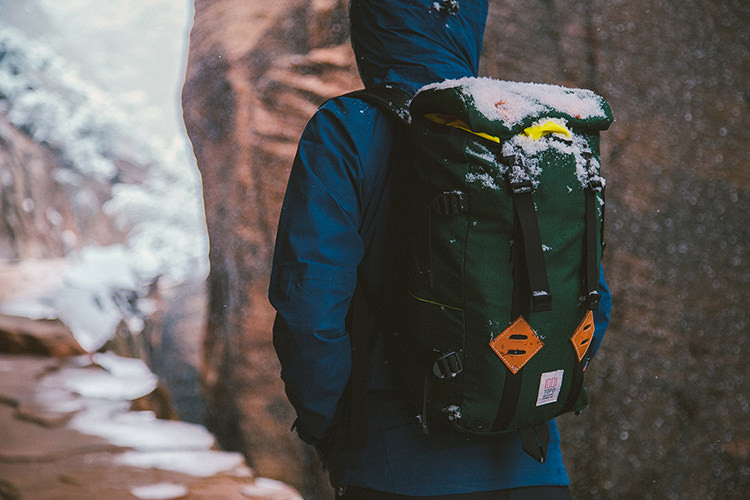 Huckberry insider's guide zion national park what to pack topo daypack2.jpg?ixlib=rails 2.1