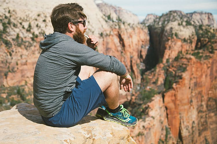 Huckberry insider's guide zion national park what to pack myles shorts2.jpg?ixlib=rails 2.1