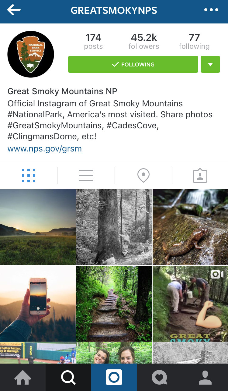 Huckberry great smoky mountain national park insider's guide kyle frost know before you go instagram.jpg?ixlib=rails 2.1