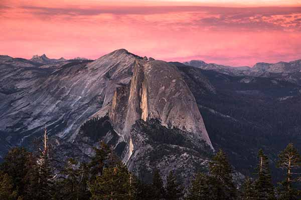Huckberry insider's guide yosemite national park alex souza know before you go sentinel dome at sunset.jpg?ixlib=rails 2.1