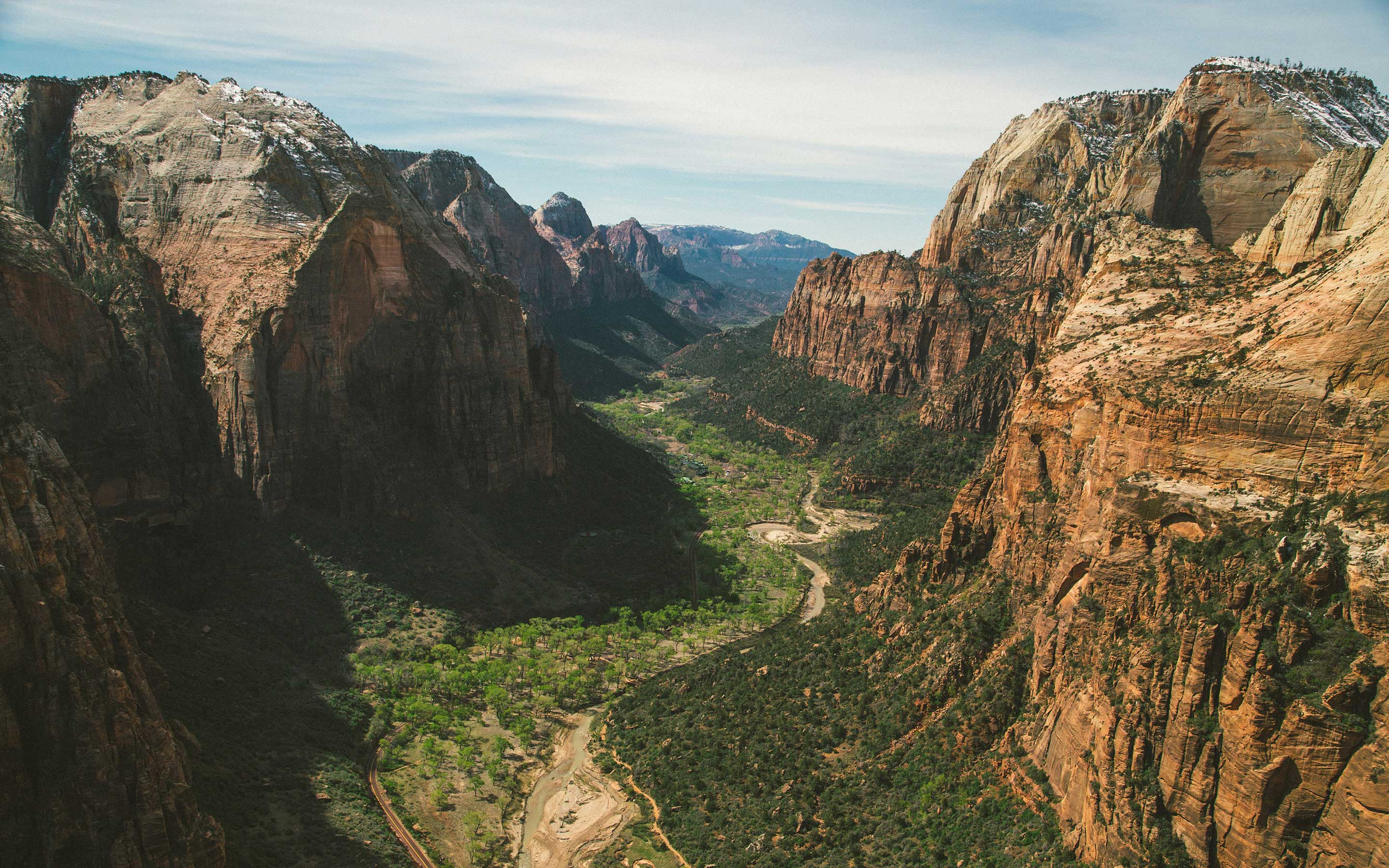insider's guide to zion national park | huckberry