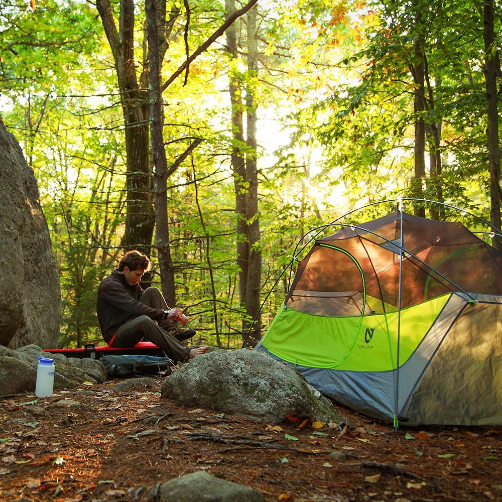 Nemo Equipment Losi LS 3P Backpacking Tent & Nemo Equipment Losi LS 3P Backpacking Tent | Huckberry