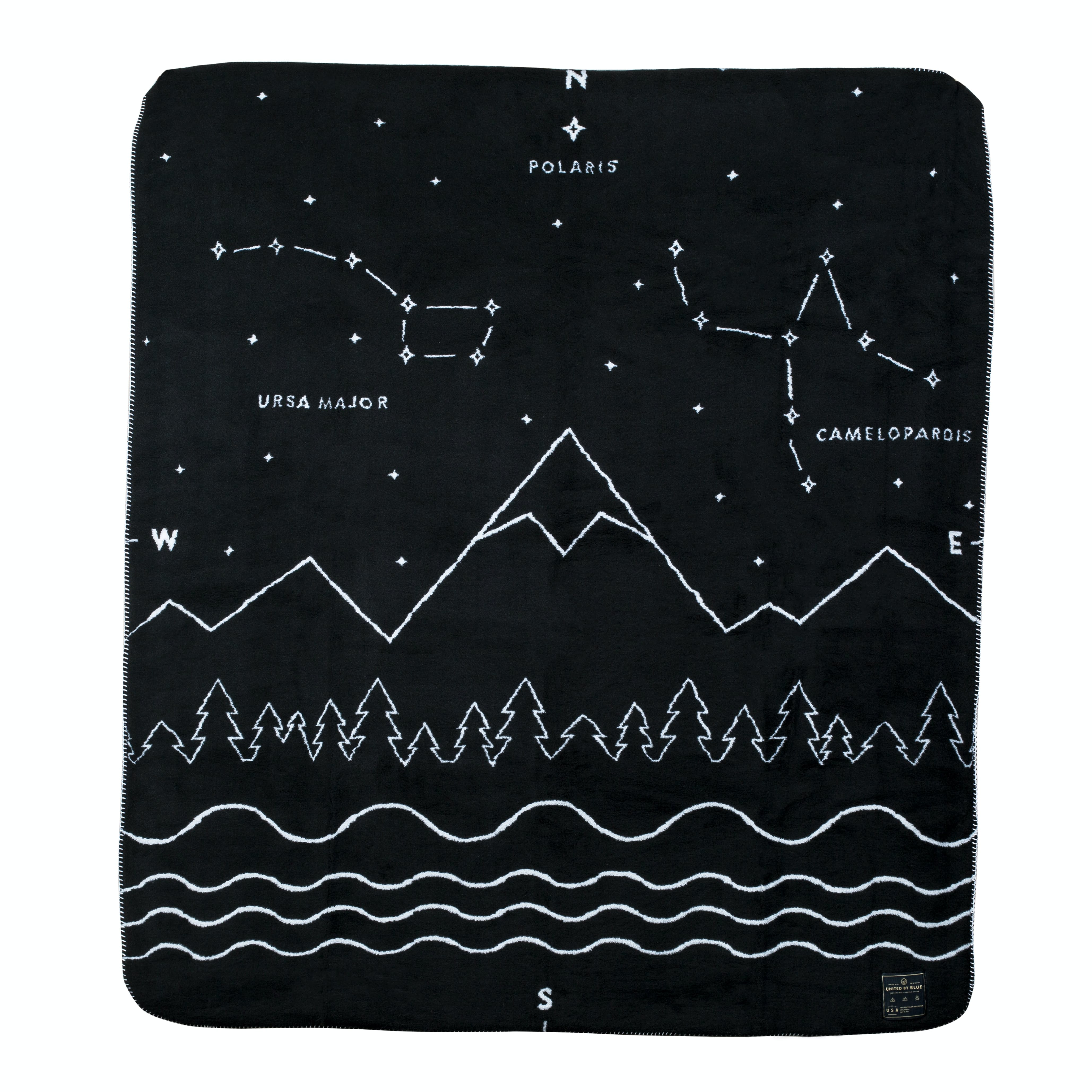 Qn115ipupd united by blue polaris fleece throw blanket 0 original
