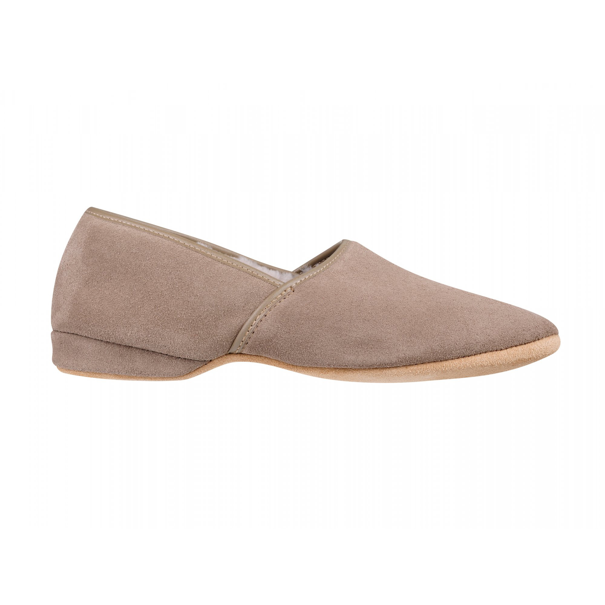 Derek Rose Crawford Shearling-Lined Suede Slippers free shipping professional 2014 newest cheap price k2Ehzs