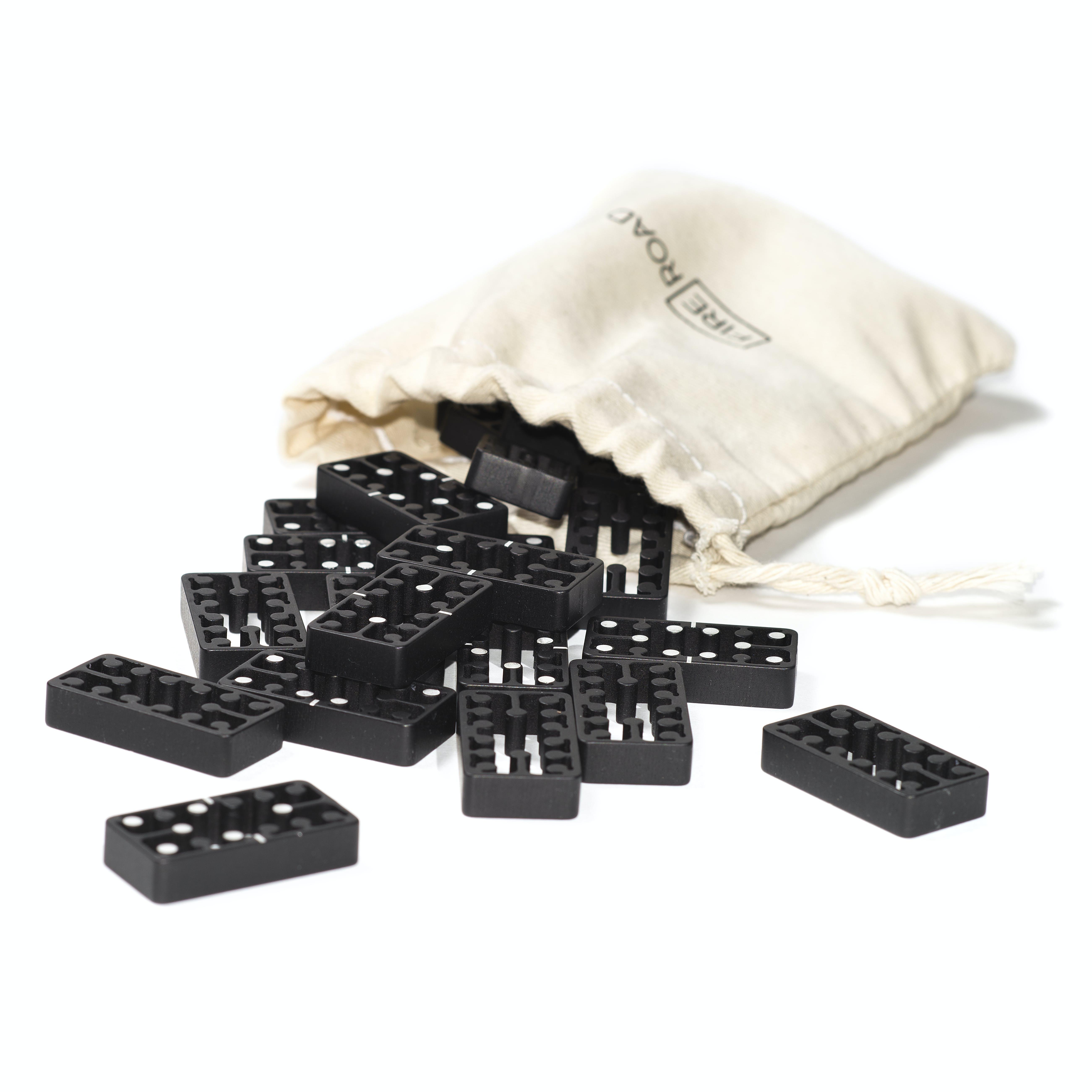 Iefk4crzmn fire road edge domino set and cotton bag 0 original
