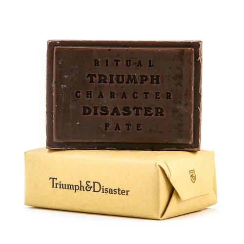 triumph & disaster shearer's soap | huckberry