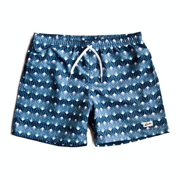 49cd39ca26 Bather Trunk Co. Swim Trunk - Palms | Huckberry