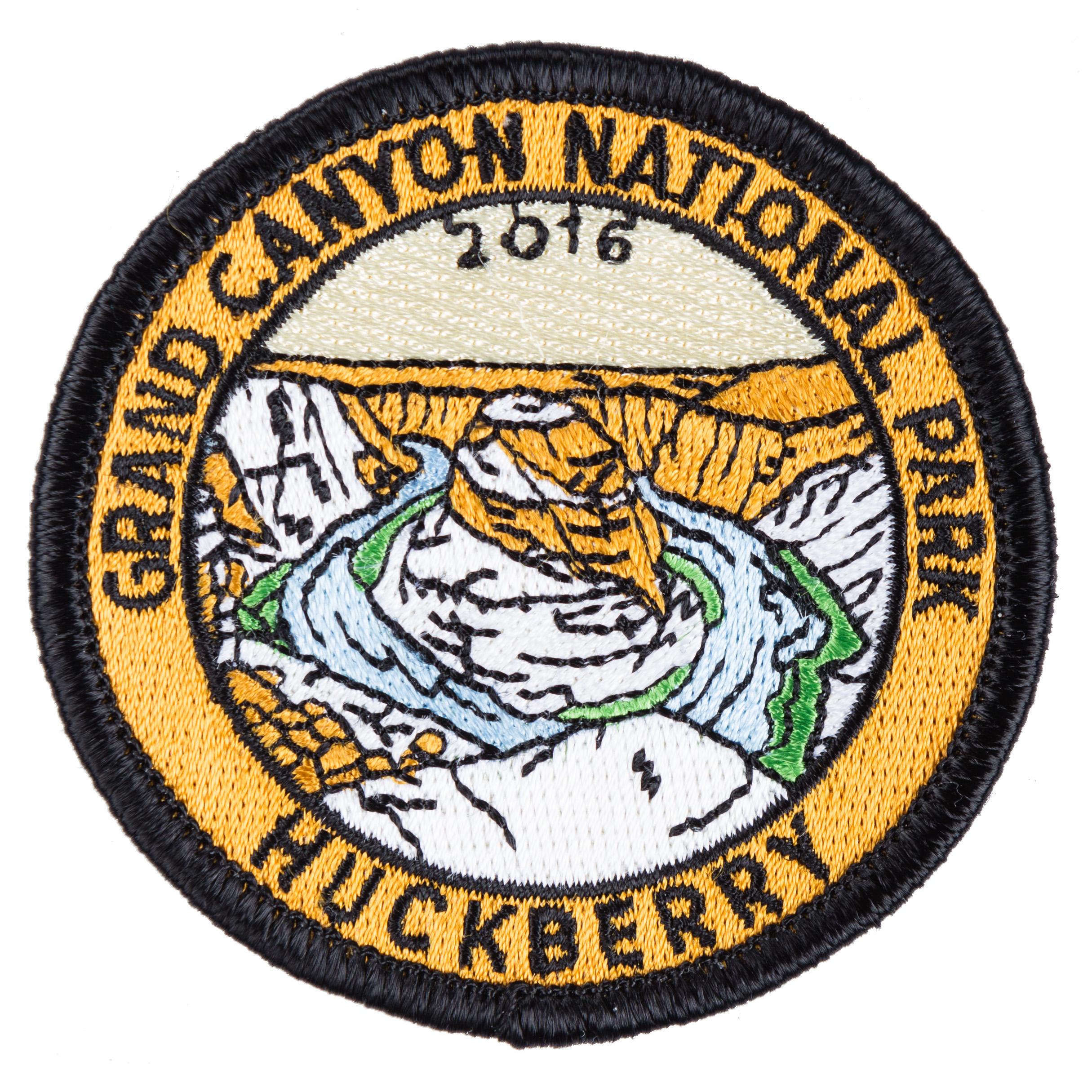 Huckberry Grand Canyon National Park Patch Huckberry
