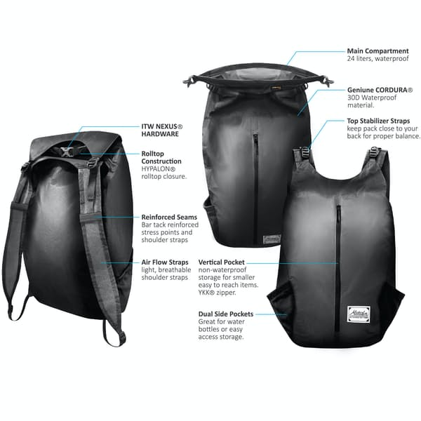 Matador Freerain Packable Backpack - 24L  ef94a7464c822