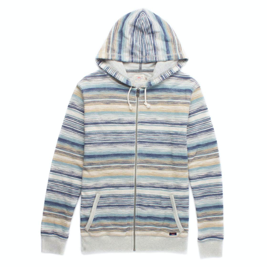 Iptgakjypa faherty brand reversible terry zip hoodie 0 original
