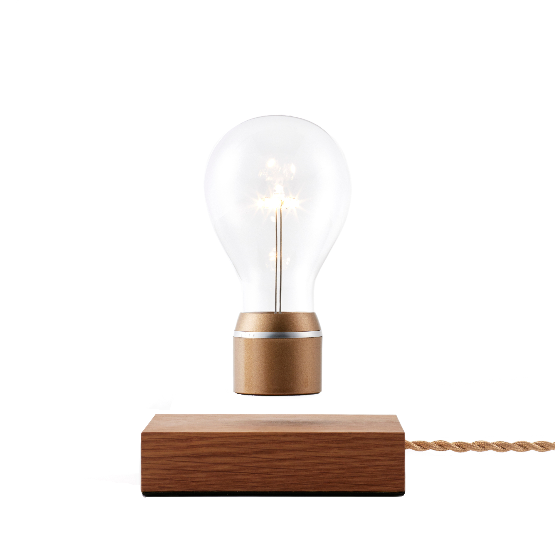 Levitating Light   Gold Oak. Home Goods Online Shop   Huckberry