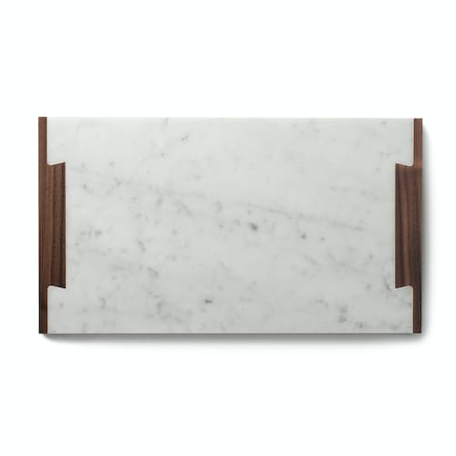 Fire Road Marble Walnut Serving Tray Huckberry