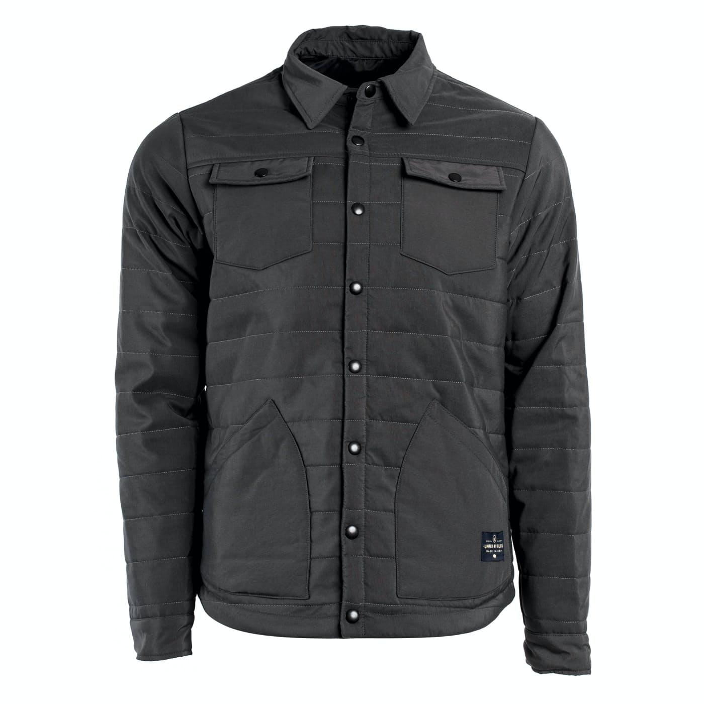 R5fv5ottru united by blue bison snap jacket 0 original
