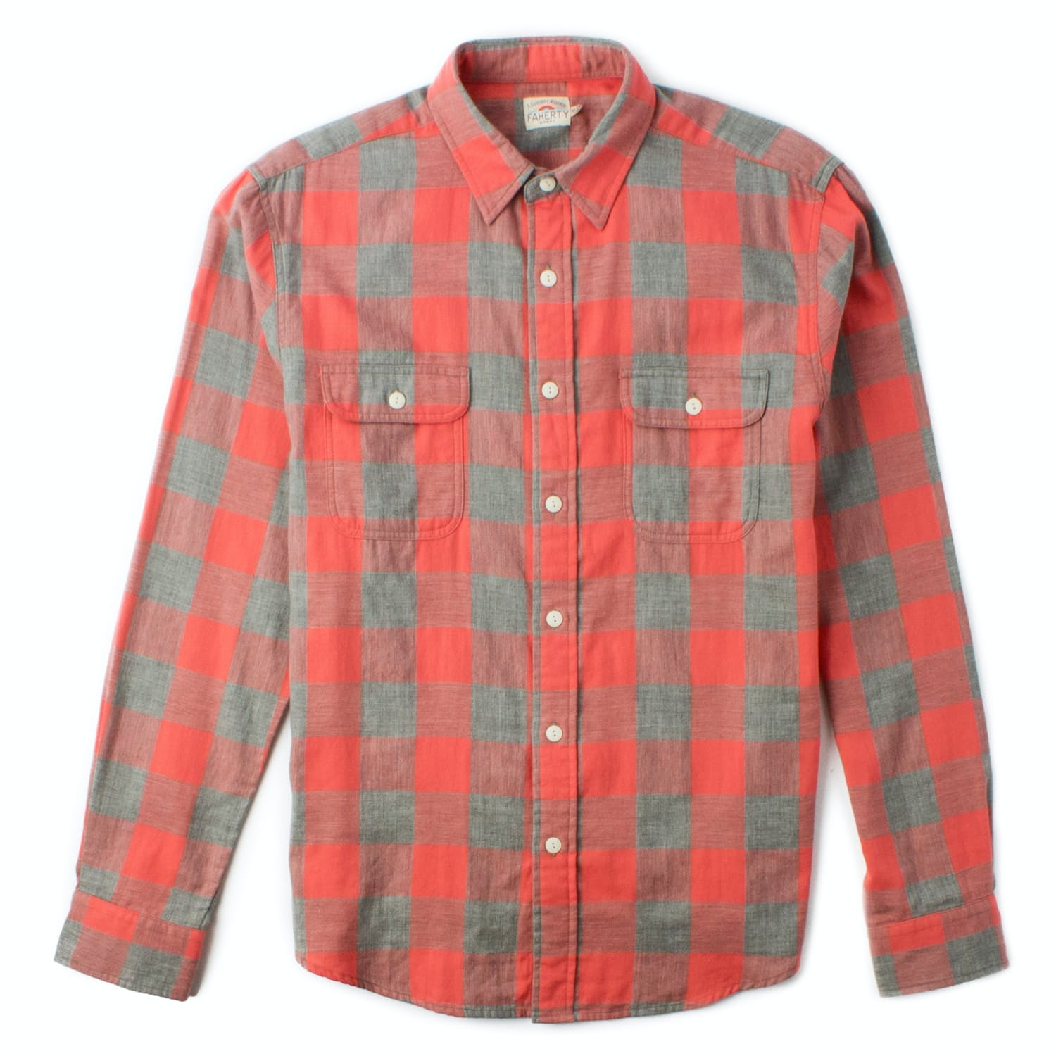 Moneuop3xg faherty brand reversible belmar shirt 0 original