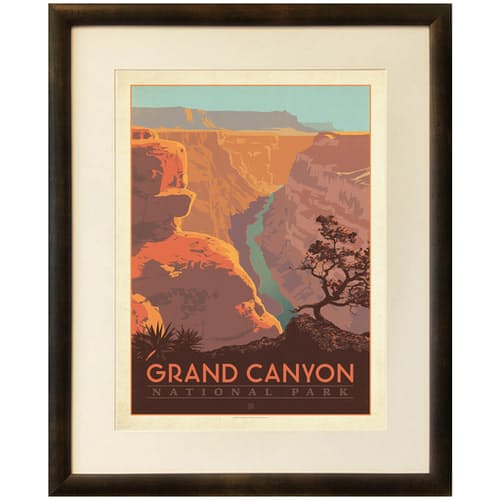Anderson Design Group Grand Canyon River View Print Huckberry