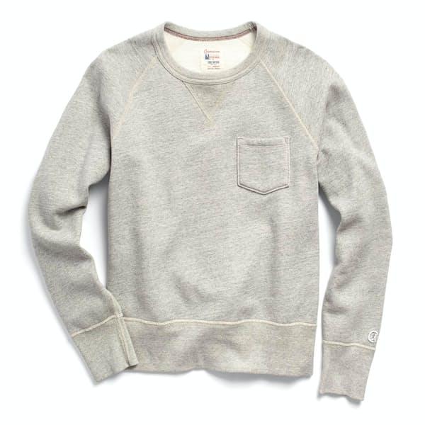 b925ff22938d Todd Snyder x Champion Pocket Sweatshirt | Huckberry