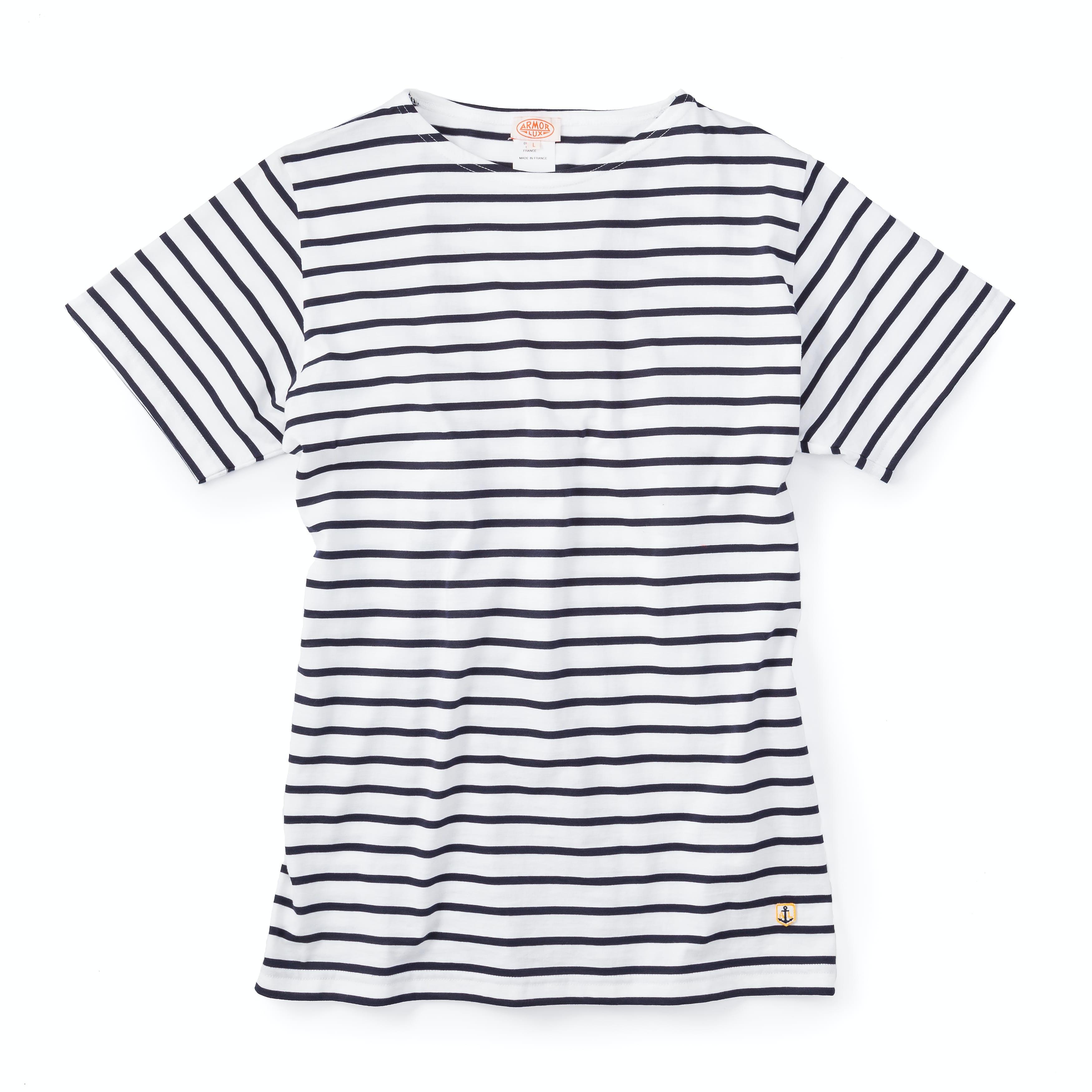 Dijy3udjrb armor lux s s breton shirt 0 original