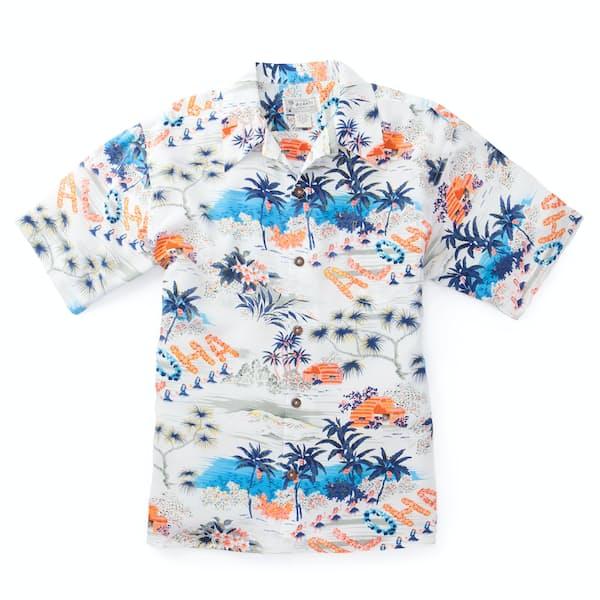 f322a90b Avanti Designs Aloha Hawaii Shirt | Huckberry