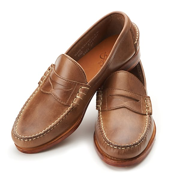 8c6351916f3 Rancourt   Co. Beefroll Penny Loafer