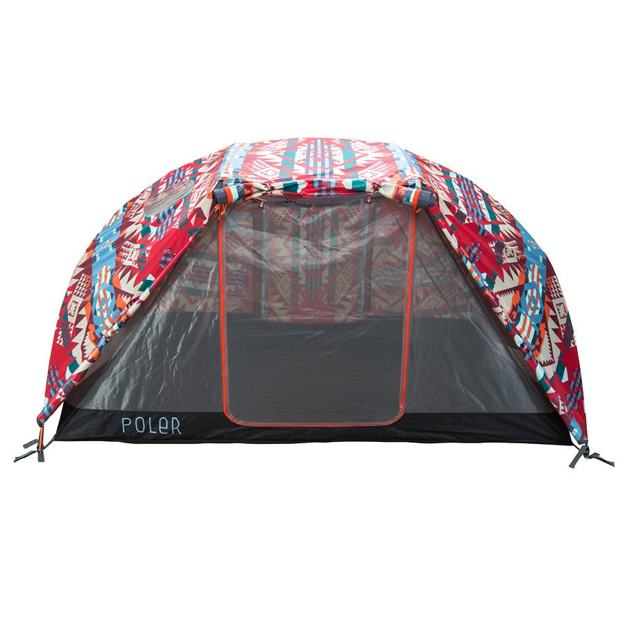 Poler Poler x Pendleton 2-Man Tent  sc 1 st  Huckberry & Poler Poler x Pendleton 2-Man Tent | Huckberry