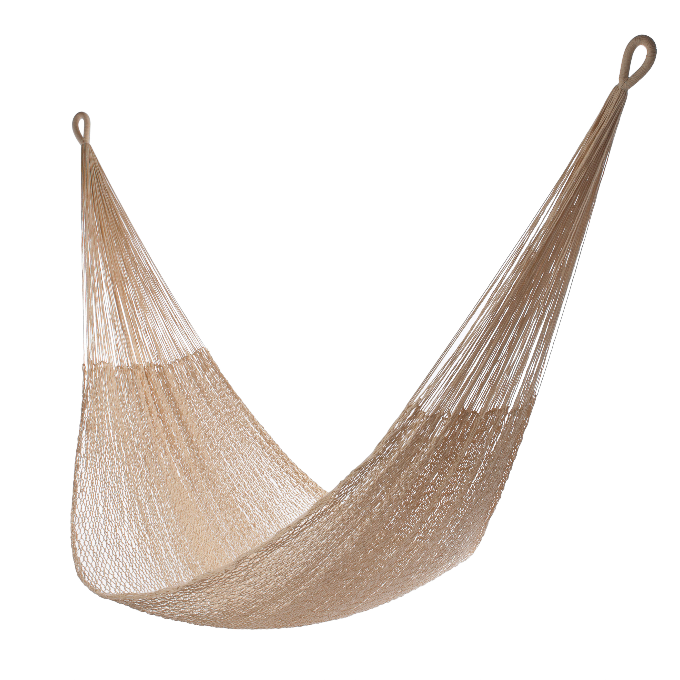 cotton rope with home chairs cut hammock white chair tassels heavenly hammocks