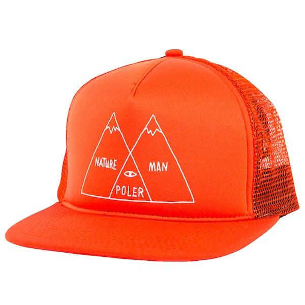 Poler Venn Mesh Trucker Hat  190c3850db63