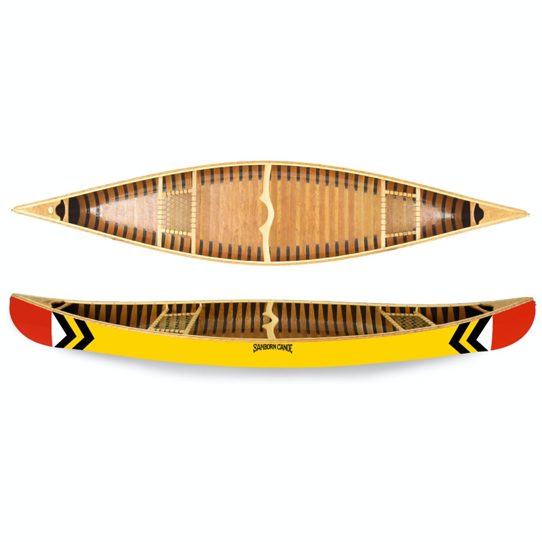 Eq58jggtwx sanborn canoe co tennessean canoe 14.5 0 original