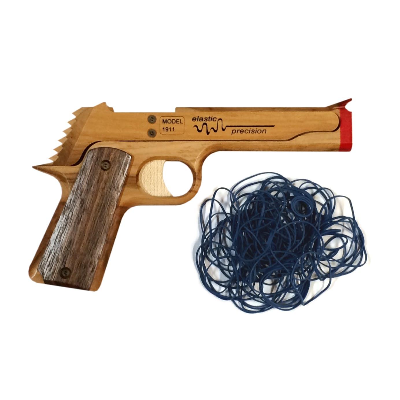 Bagugenrav elastic precision 1911 rubber band gun 0 original