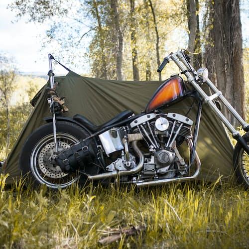 Abel Brown Nomad Tent