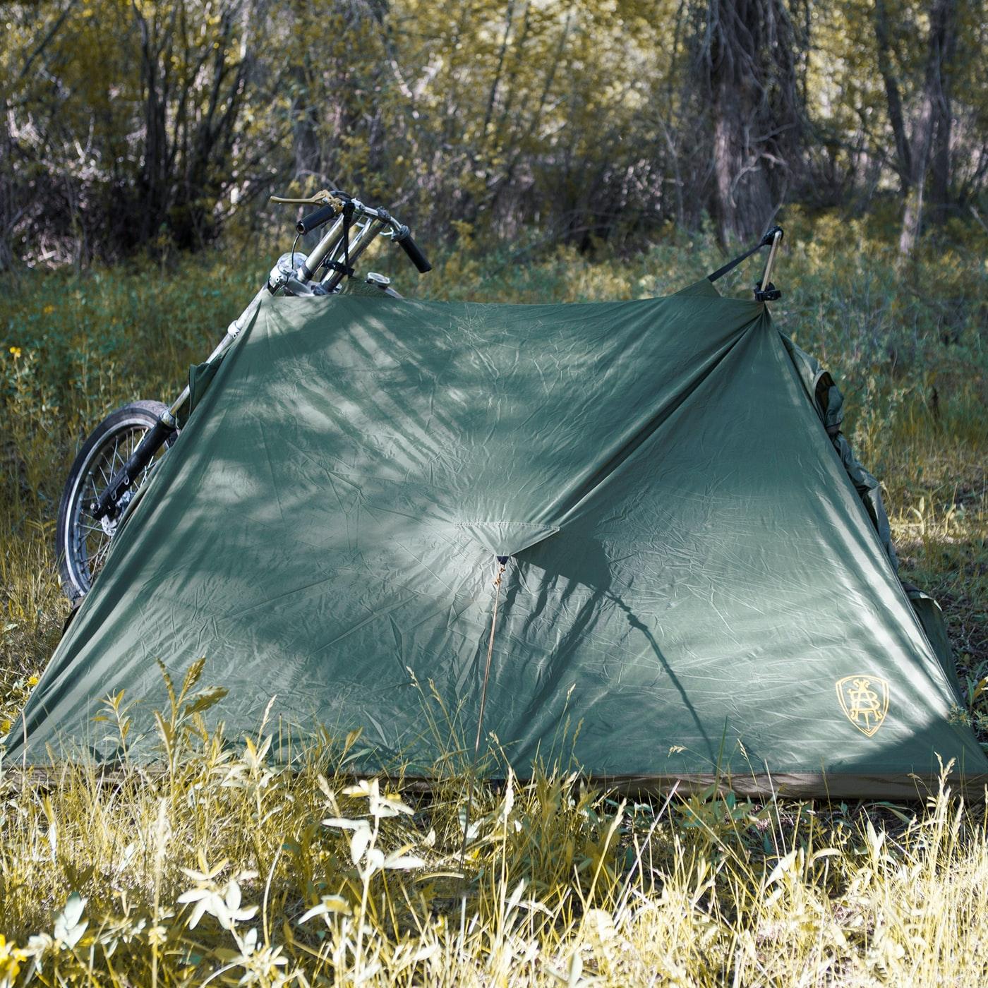 Abel Brown Nomad Tent & Abel Brown Nomad Tent | Huckberry