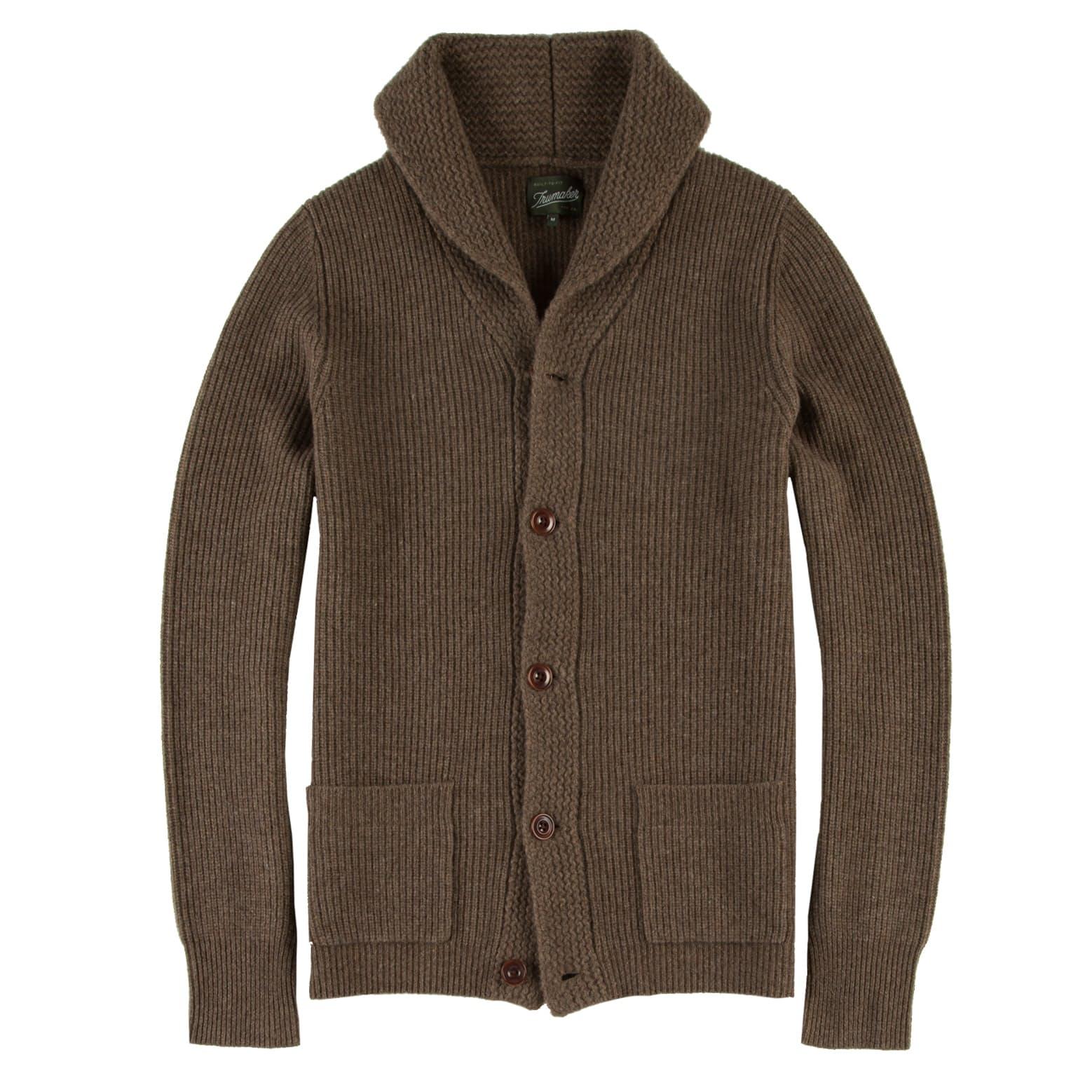 Q8hexql5lh trumaker santiago shawl collar cardigan 0 original