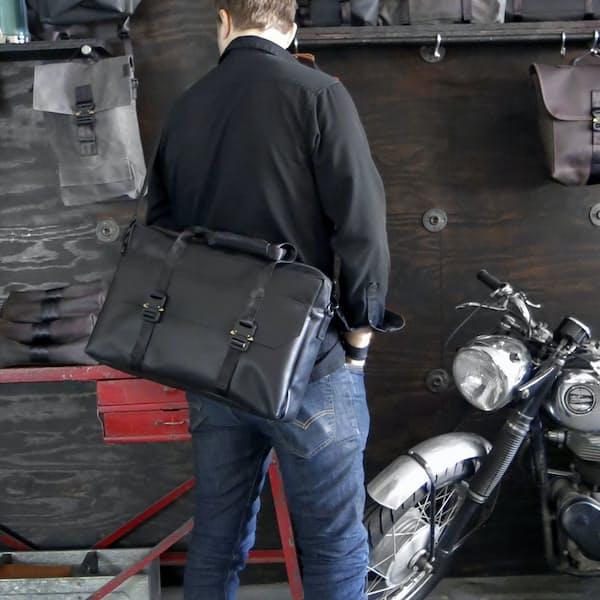a526f9293bfa Defy Bags Defender Workcase - Leather