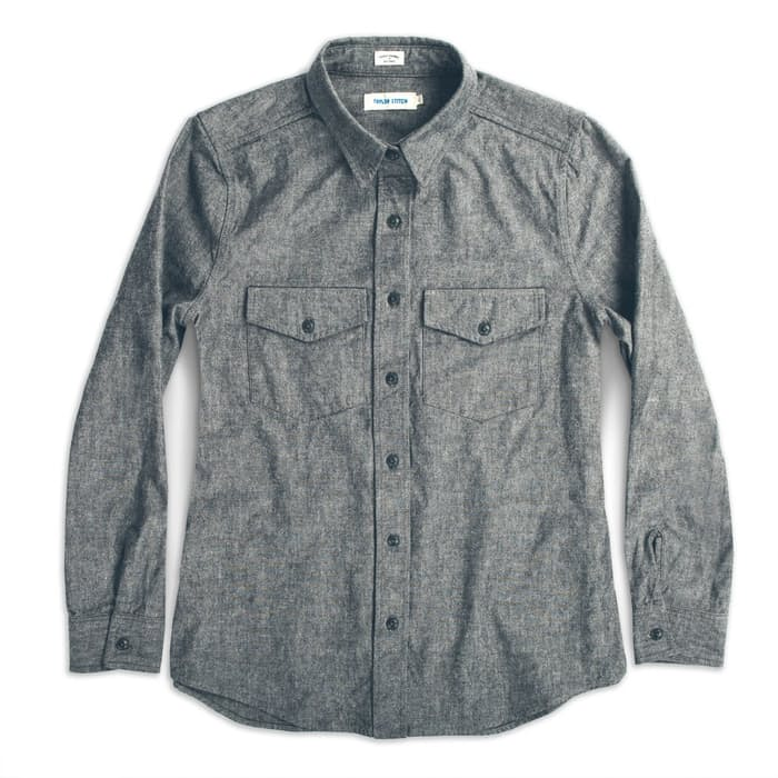 Taylor Stitch The Studio Shirt Button Down Huckberry