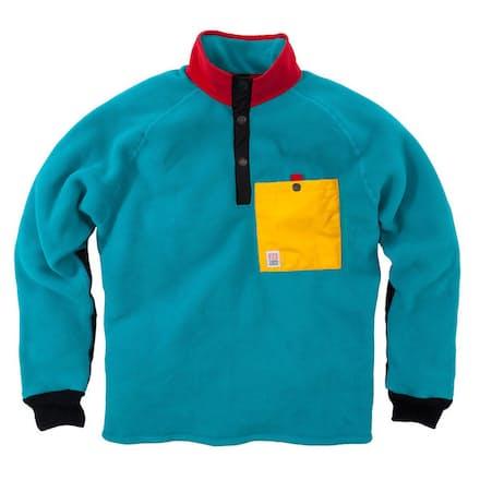 Topo Designs Mountain Fleece | Huckberry
