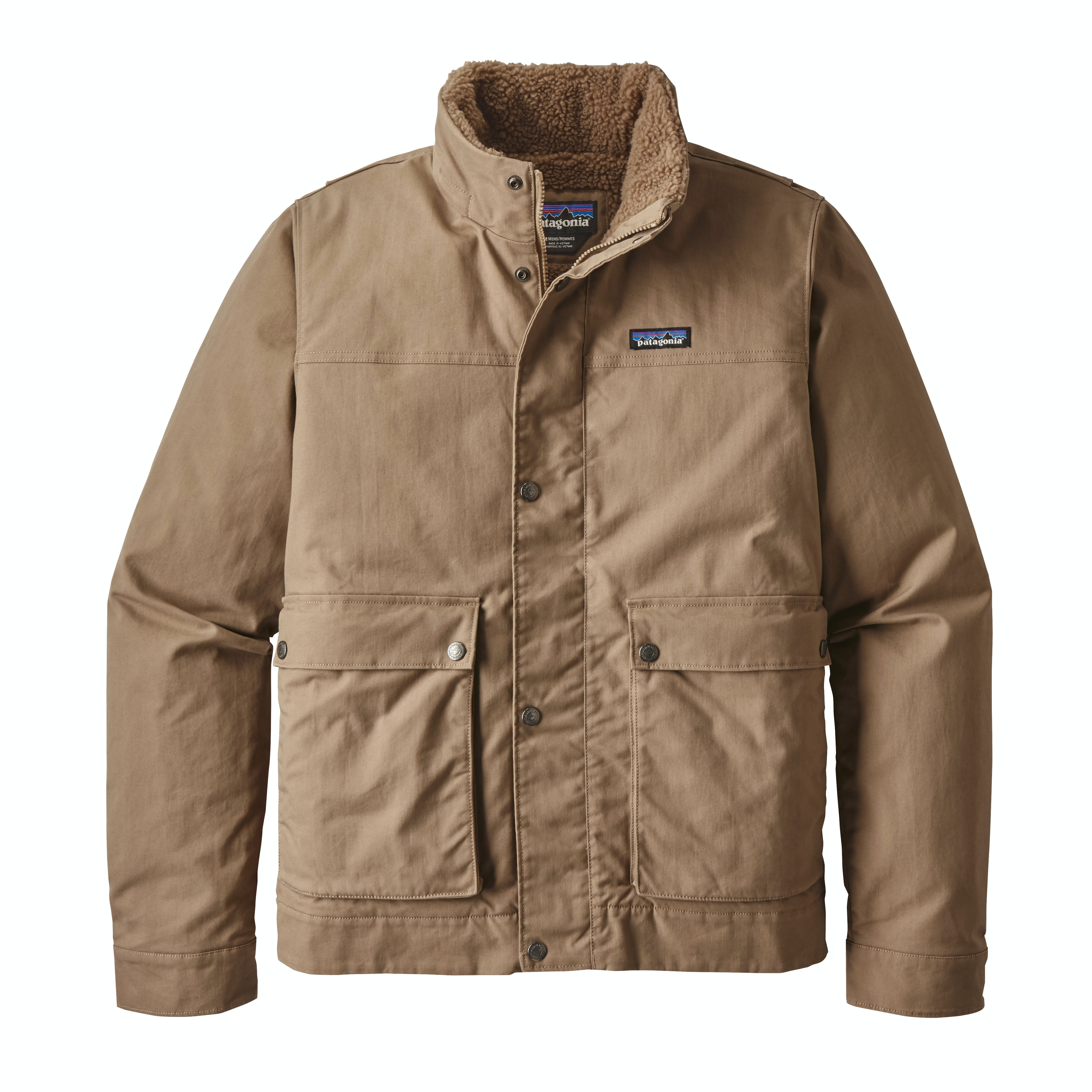 Patagonia Maple Grove Canvas Jacket Huckberry