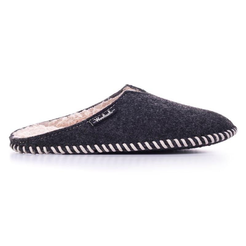 9wzirwuw8g woolrich footwear fleece lined felt slippers 0 original