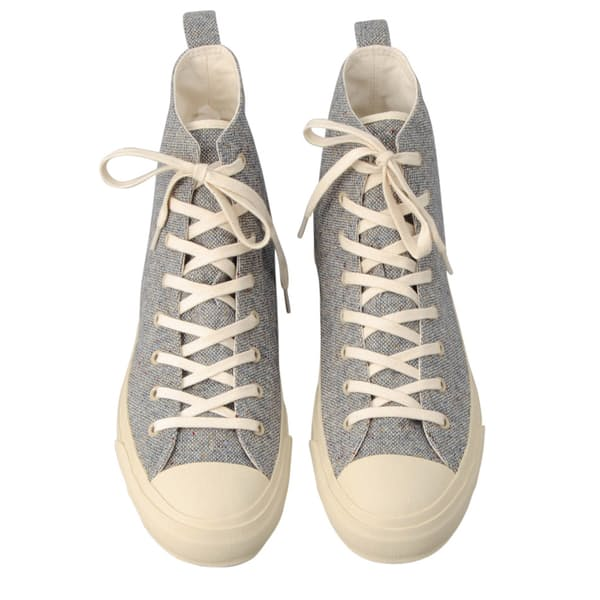 7581ca2d46 The Hill-Side Donegal Tweed High Top Sneakers