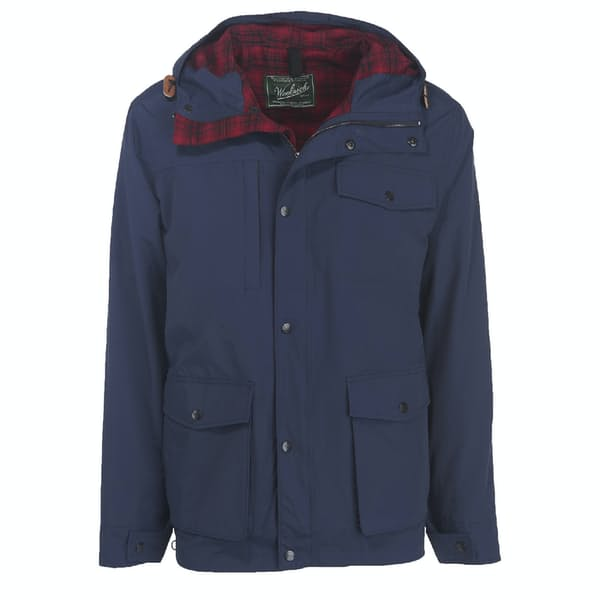 680dd40c737 Woolrich Transition Lined Mountain Parka