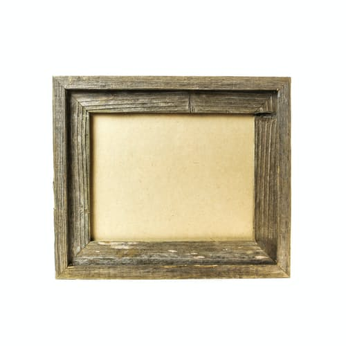 Alibi Interiors 8x10 Reclaimed Wood Frame | Huckberry