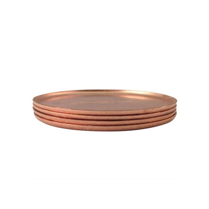 P9h6j87usr jacob bromwell copper coasters 4 0 original