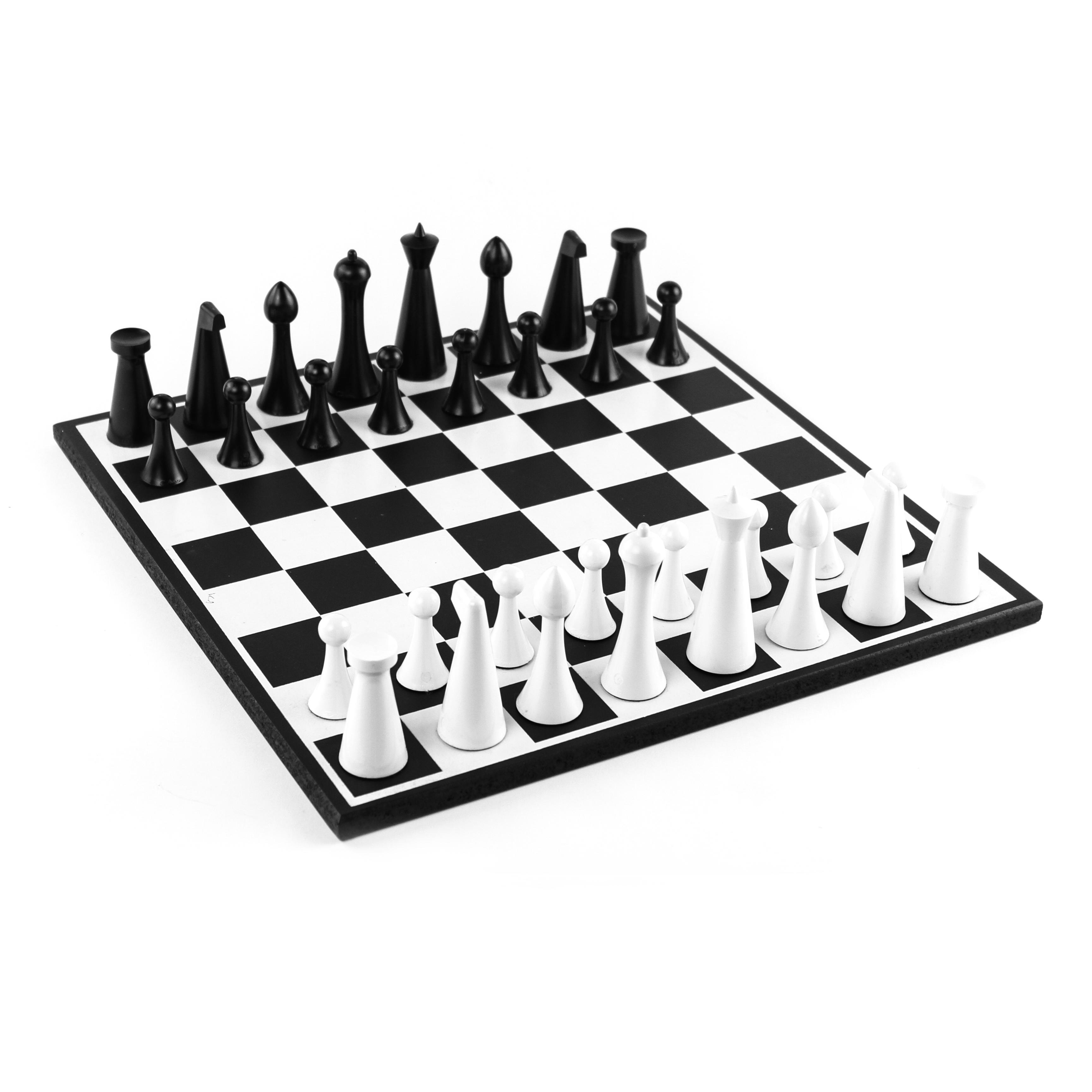 Huckberry Mid-Century Chess Set | Huckberry