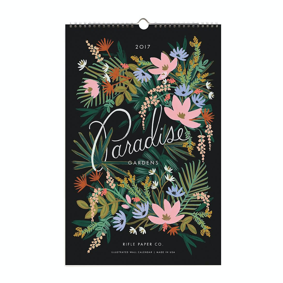 Ihmkkgashh rifle paper co 2017 paradise calendar home 0 original