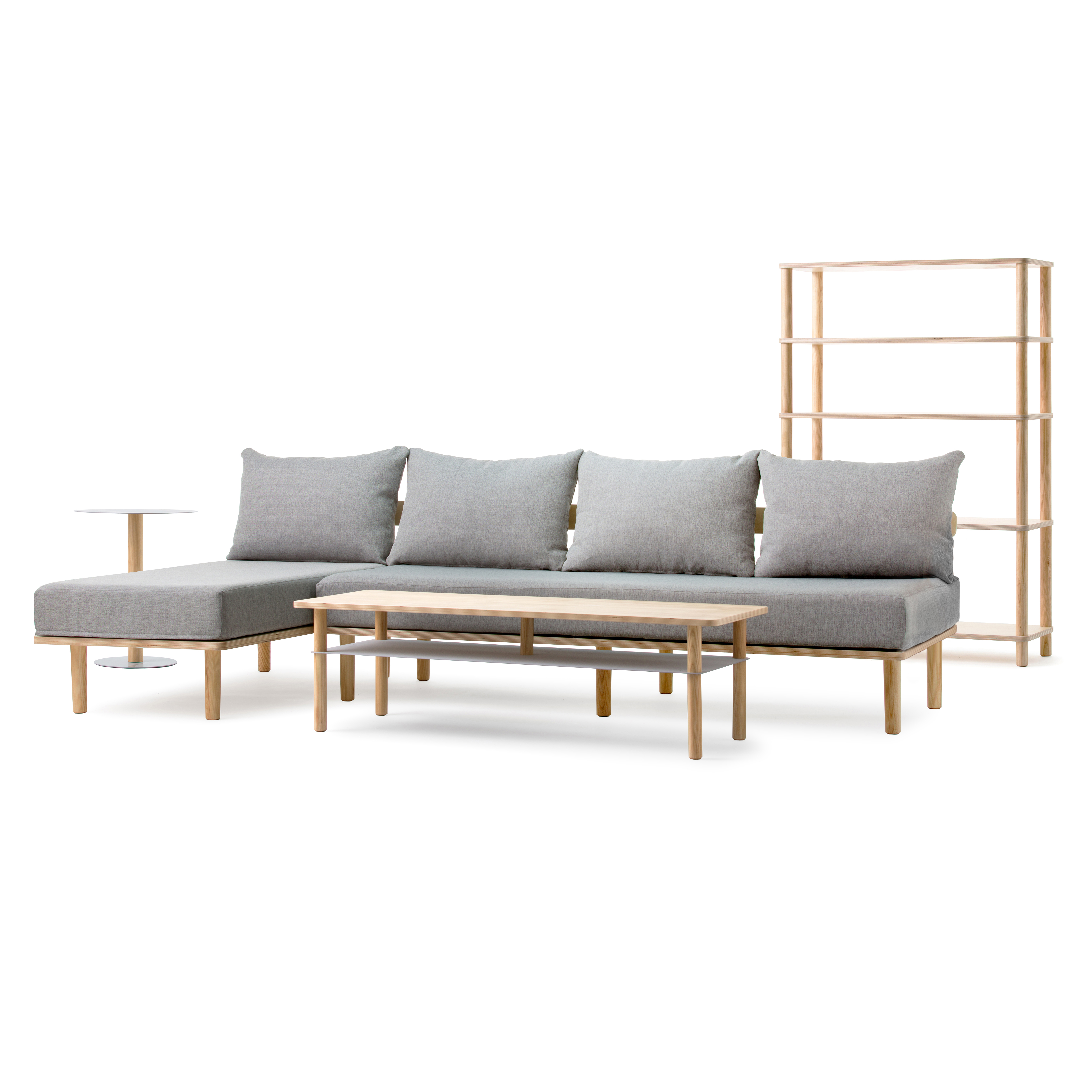 Greycork Felix Living Room Set | Huckberry