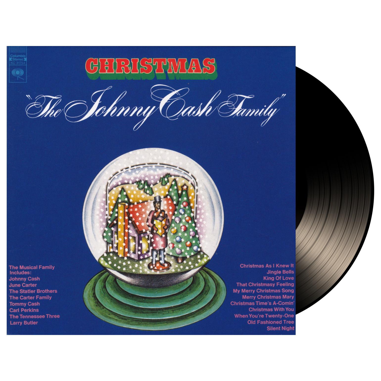 Sony Johnny Cash Family Christmas | Huckberry