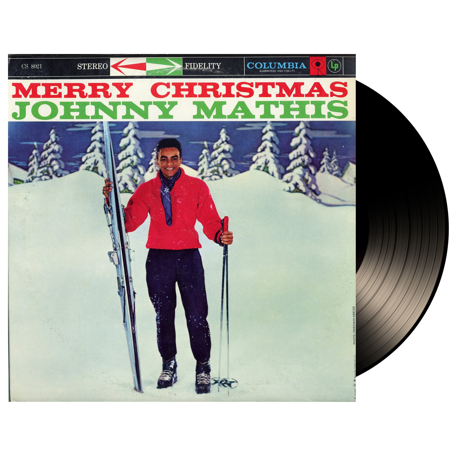 Sony Johnny Mathis - Merry Christmas | Huckberry