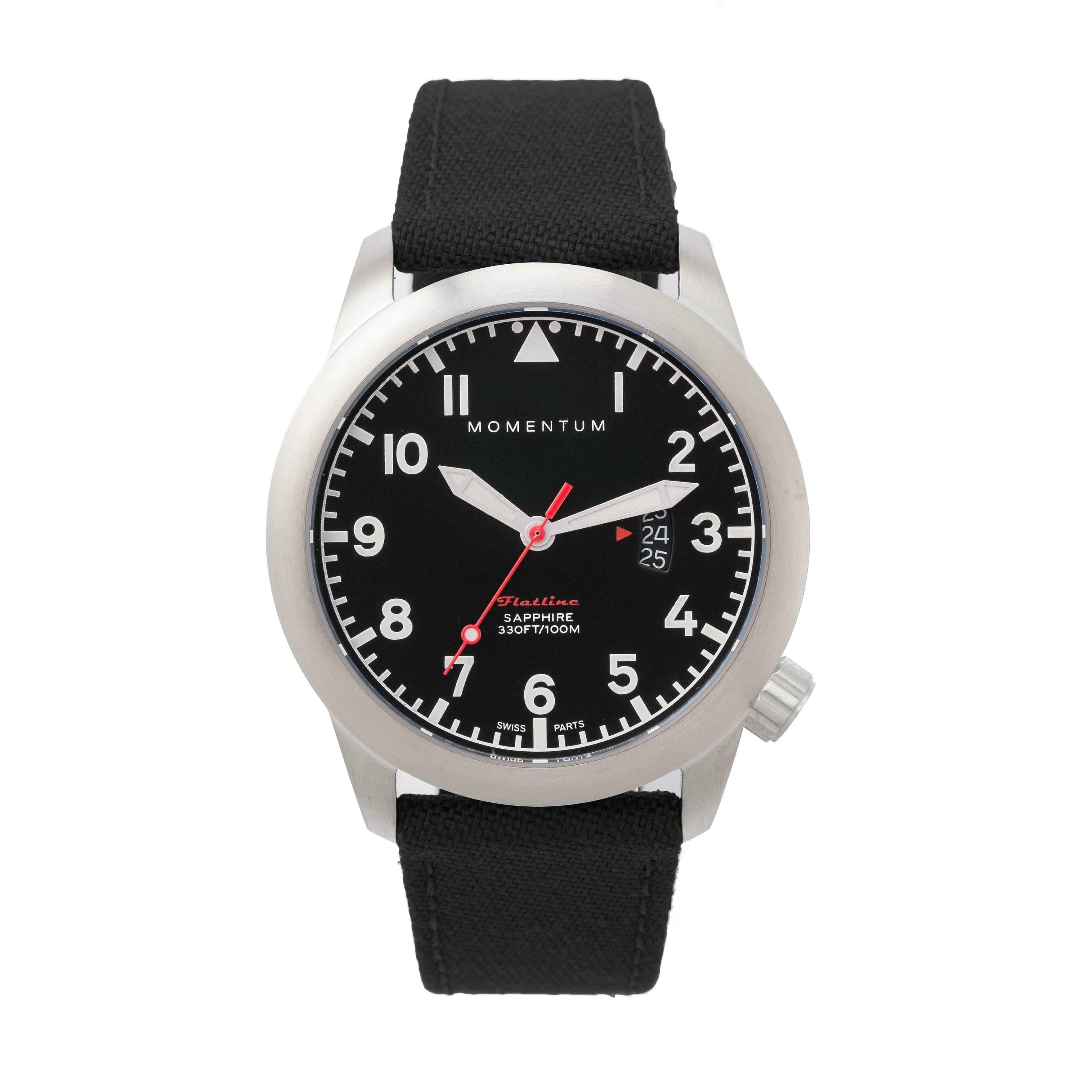 Ldlwzdbtdn momentum watches flatline 42 fabric 0 original