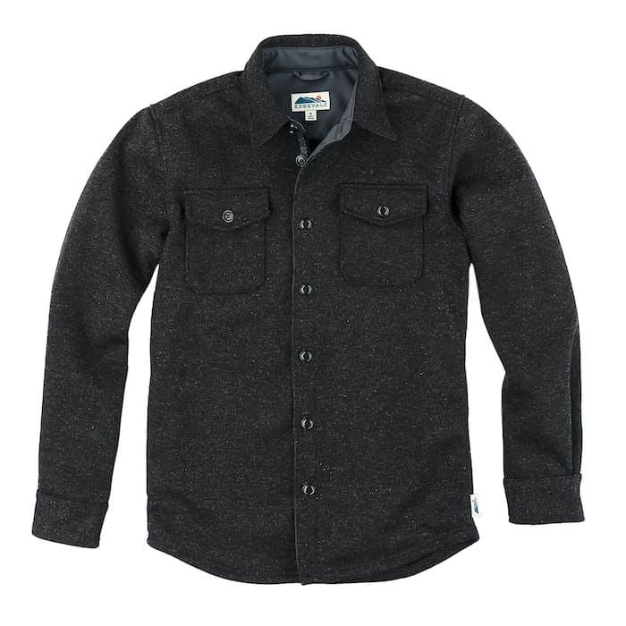 Edgevale North Coast Shirt Jacket Huckberry