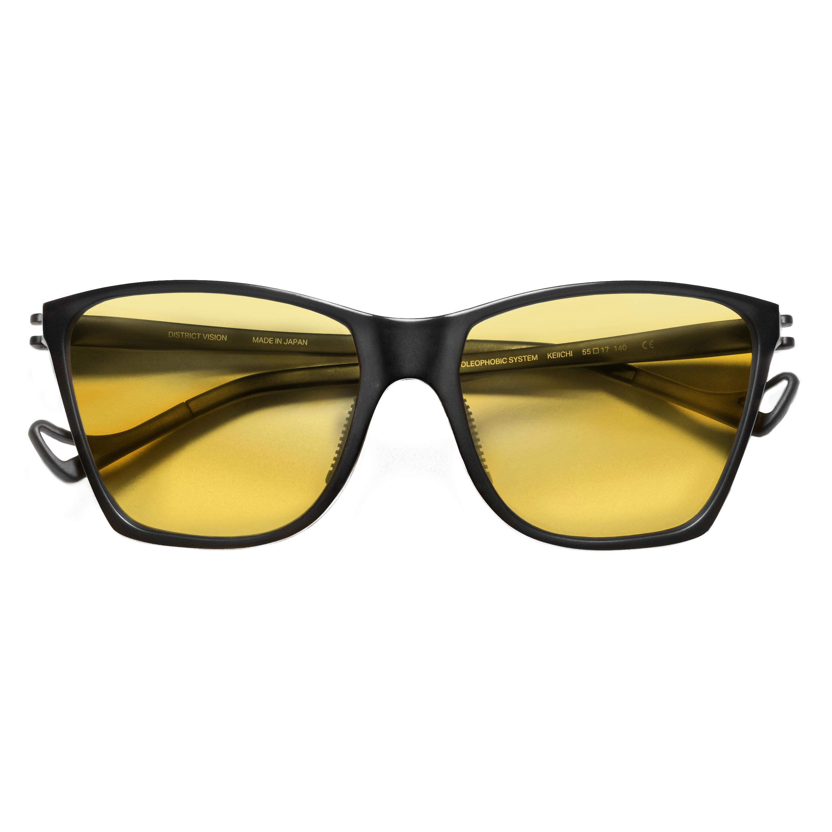 District Vision Keiichi Standard - Running Sunglasses