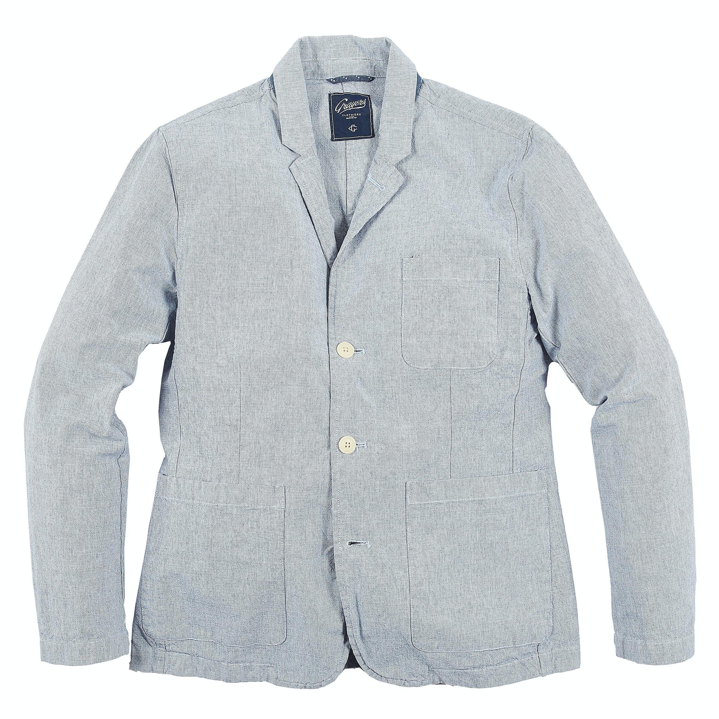 Y7aco8inui grayers eastvale 3 button blazer 0 original