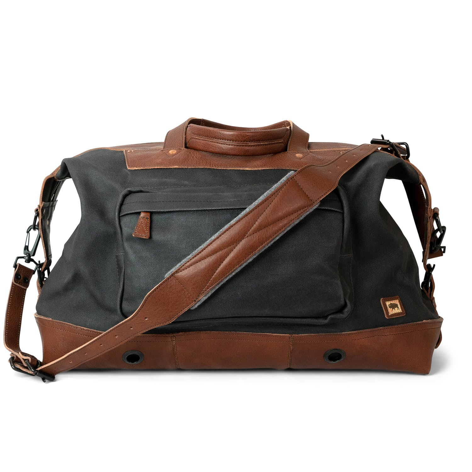 Vaijkrk6c5 buffalo jackson dakota waxed canvas weekender 0 original